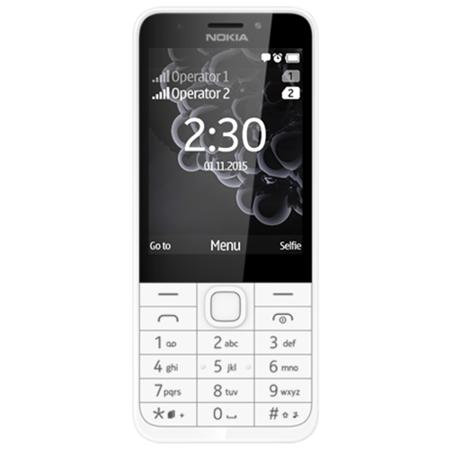 """Nokia 230 Silver, 2.8 """",..."""