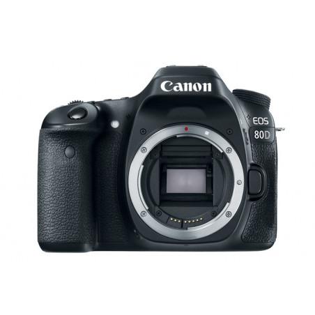 Canon EOS 80D Body (W) BAL...
