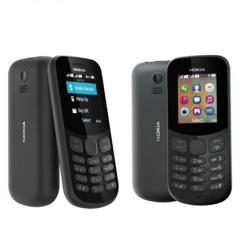 Nokia 130 (2017) Black, 1.8...