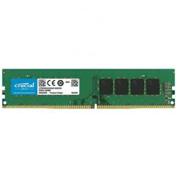 Crucial 8 GB, DDR4, 2666...