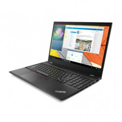 Lenovo ThinkPad T580 Black,...