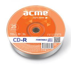 Acme CD-R Printable 0.7 GB,...