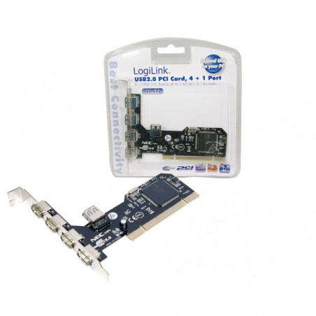 Logilink PCI Interface Card...