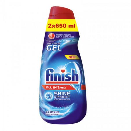 FINISH Gel for Dishwasher