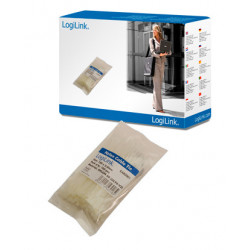 Logilink Cable tie set 100...