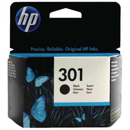 HP Cartridge HP 301 Ink, Black