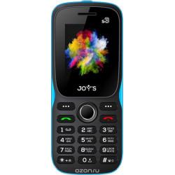 JOYS S3 (Black/Blue) Dual...