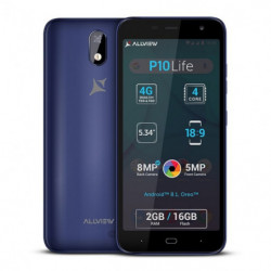 Allview P10 Life Blue, 5.34...