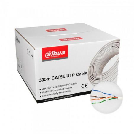 CABLE CAT5E UTP 305M...