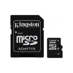 MEMORY MICRO SDHC 16GB...