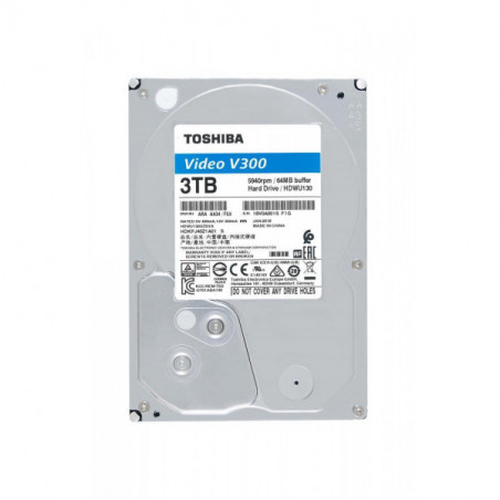 HDD SATA 3TB 5900RPM...