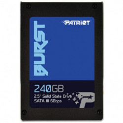 """SSD SATA2.5"""" 240GB/BURST..."""