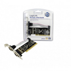 Logilink 2x serial card PCI