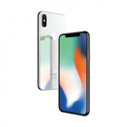 Apple iPhone X Silver, 5.8...