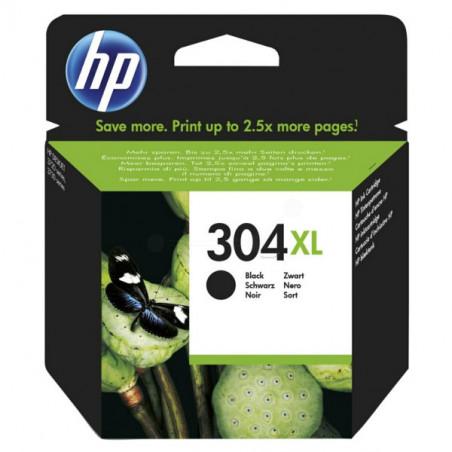 HP 304XL Ink Cartridge, Black