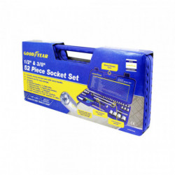 "Goodyear Socket set 1/2"",..."