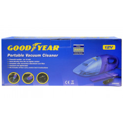 Goodyear Portable Vacuum...