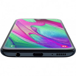 Samsung Galaxy A40 Black,...