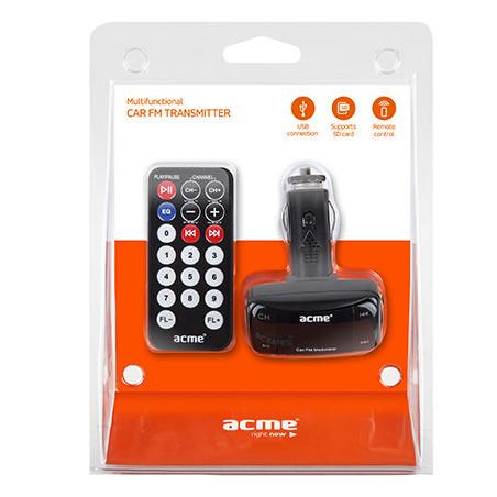 Acme F100-01 Car FM...