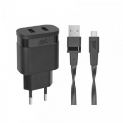 MOBILE CHARGER WALL/BLACK...