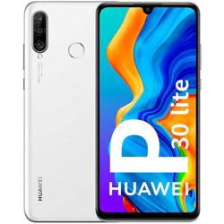 Huawei P30 Lite White, 6.15...