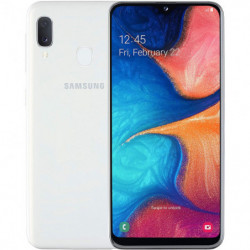 Samsung Galaxy A20e White,...