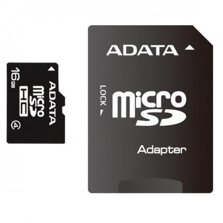 ADATA 8 GB, MicroSDHC,...